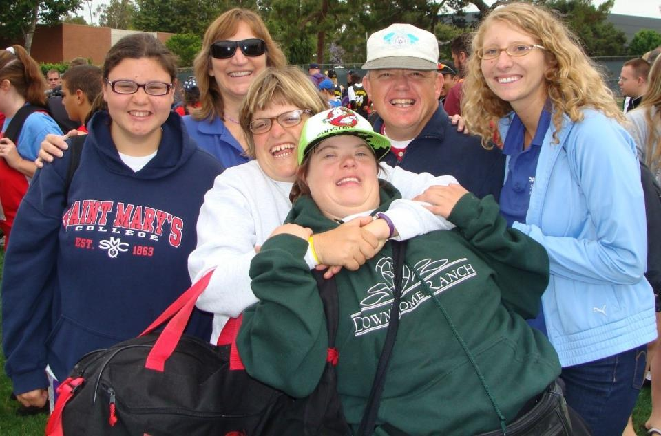 Special Olympics Athlete-Supporters Overview